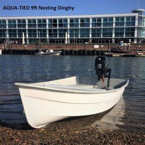 Aqua-Tied 9ft nesting dinghy