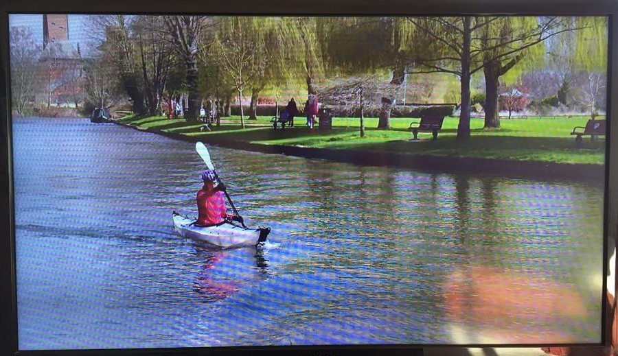gadget show amy williams oru kayak nestaway