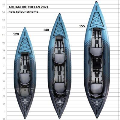 Aquaglide Chelan 2021 range