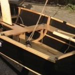 Coracle 300S hull.