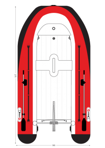DinghyGo-diagram-topview
