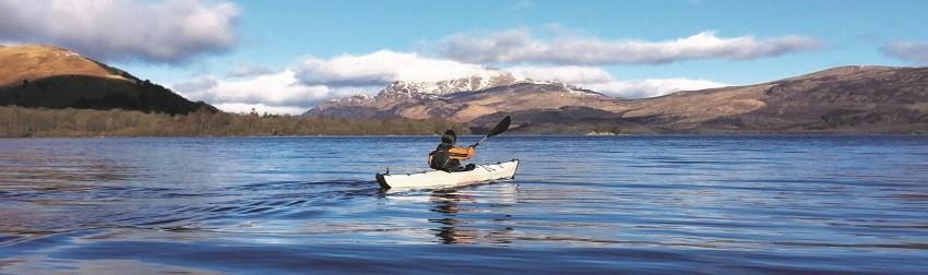 Oru Bay Loch Lomond