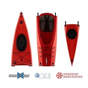 P65 Mercury kayak Nestaway Boats