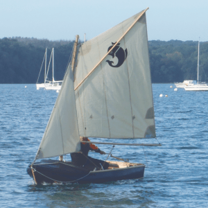 nautiraid coracle sailing 300s