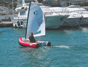 dinghygo sailing