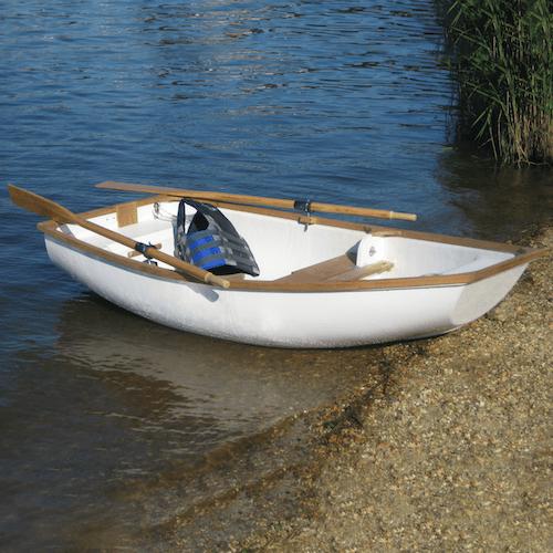 Nestaway 8ft Nesting Pram Dinghy - Nestaway Boats
