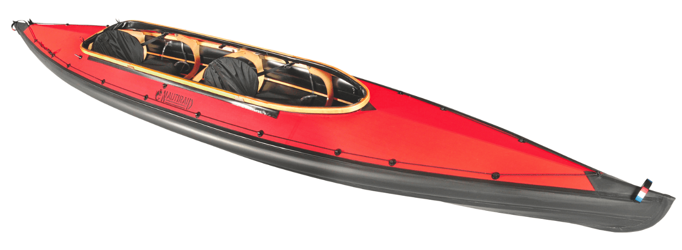 Nautiraid Grand Raid kayaks - Nestaway Boats