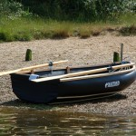 The prettiest folding boat you can buy?