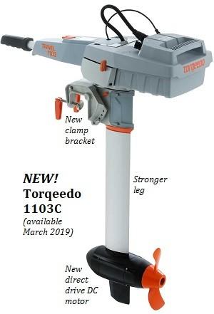 New Torqeedo 1103 C