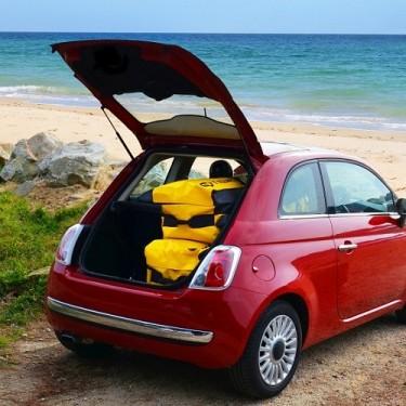 Tiwal in Fiat 500