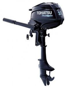 Tohatsu outboard