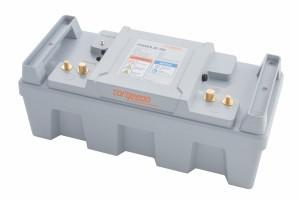 torqeedo electric outboard battery cruise