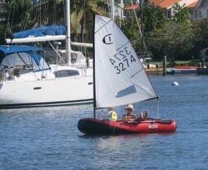 DG Sailing Carib 1