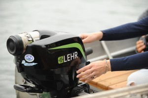 Lehr outboard open cannister