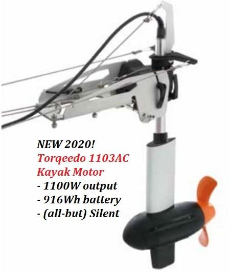 Torqeedo 1103AC