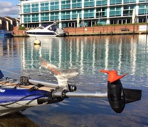 Torqeedo Ultralight 403 Kayak Motor Nestaway Boats