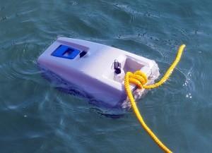 E-Propulsion Spirit floating battery
